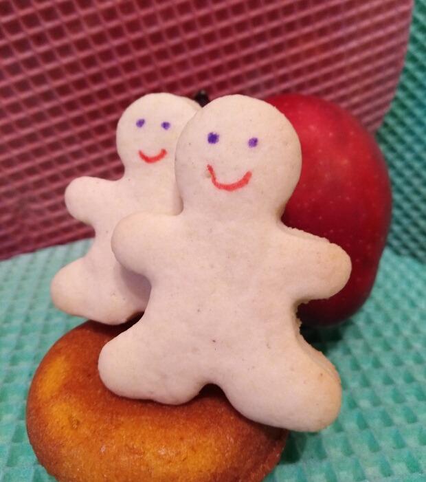 Пісне пісочне кукурудзяне печиво