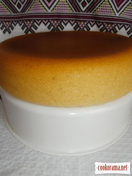 Кокосово-шоколадний кекс без борошна (безглютенове випічка)