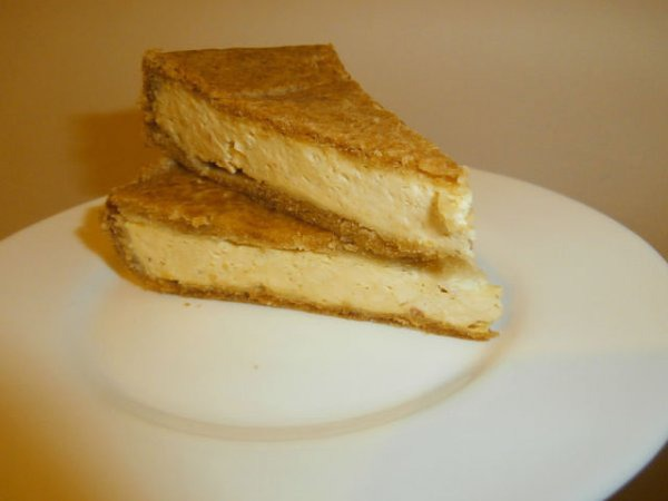 Смачний пиріг або сирна запіканка (із плавленим сиром)