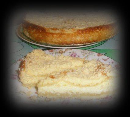 Творожний пиріг