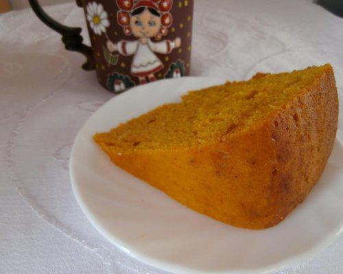 Гарбузовий кекс