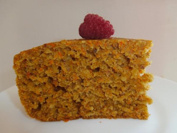 Горіхово-моркв'яний кекс від andychef
