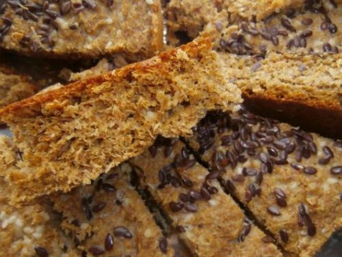 Дієтичні висівкові хлібці (дієта Дюкана)