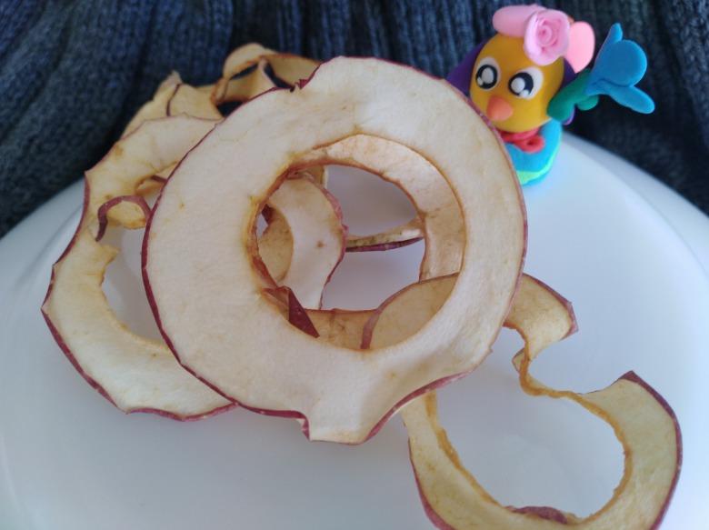 Яблучні чіпси