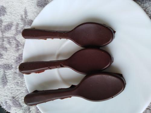 Шоколадні ложки