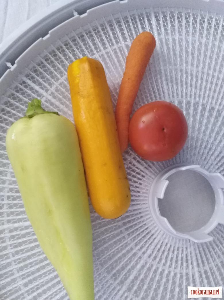 Приправи з городу (аналог 10 овочів)