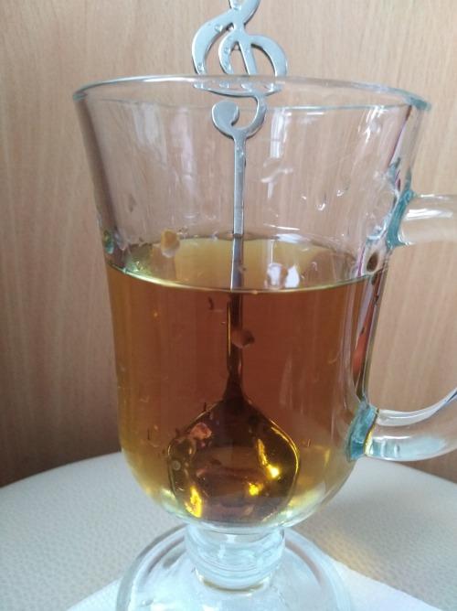 Мелісовий чай