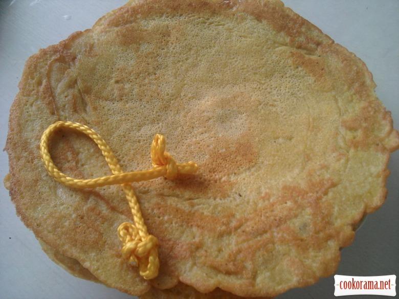 Масала доса (індійські млинці)