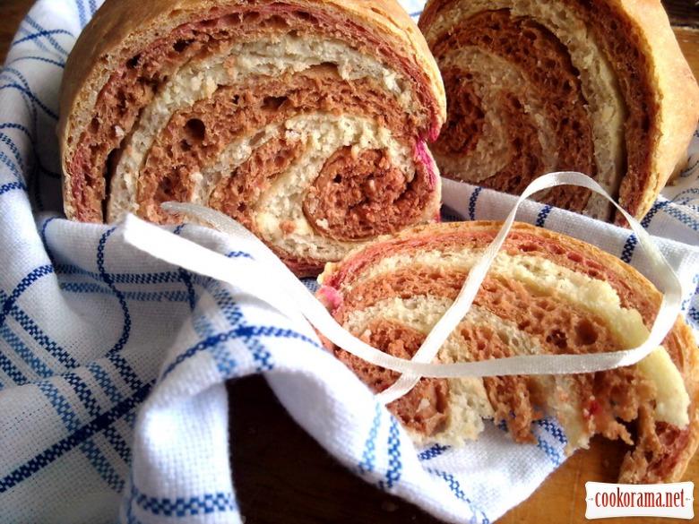 Хлібчик з буряком