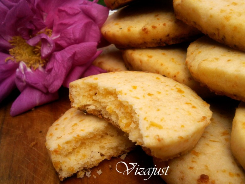 Печиво з курагою