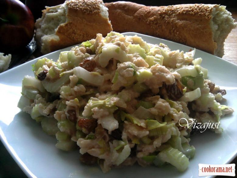 Салат із стеблової селери