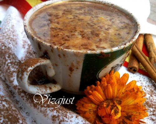 Гарячий шоколад по-іспанськи