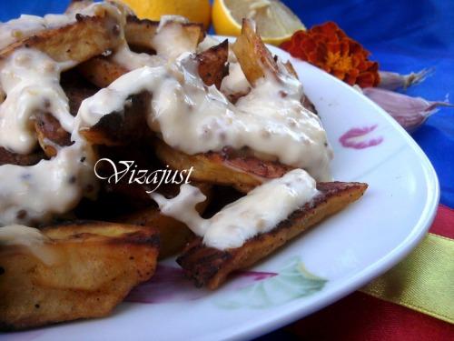 Іспанський картопляний салат