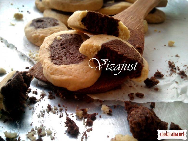 Печиво «чорно-біле»