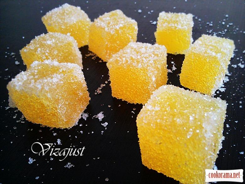 Homemade marmalade «Citrus»