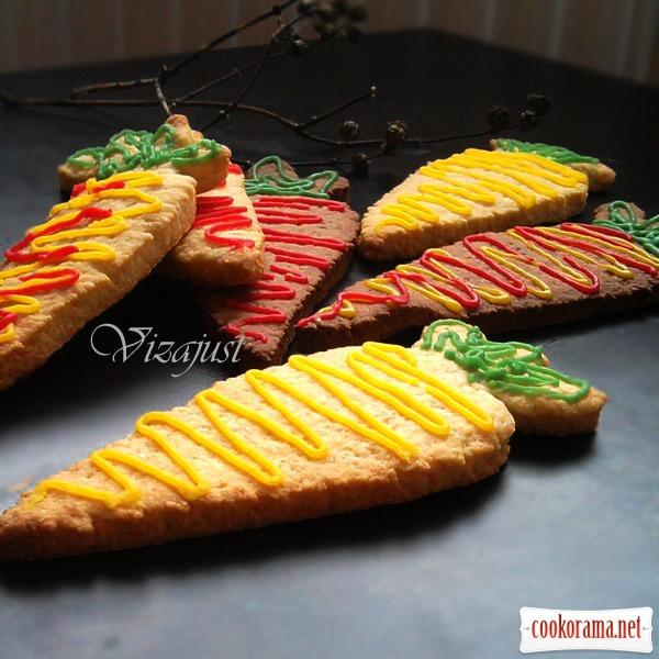 Печиво «Морквинка»