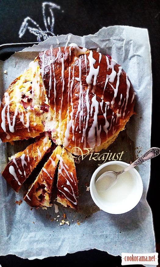 Великодній «бранч-пиріг»