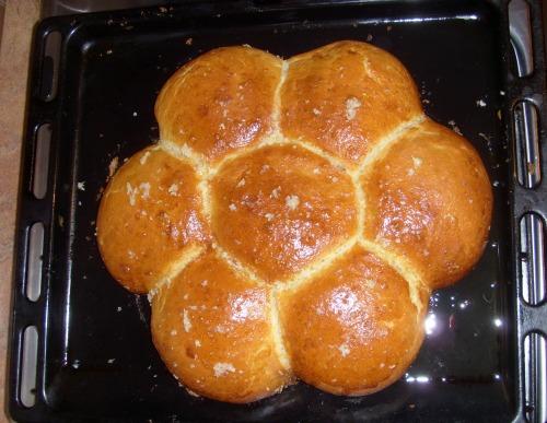 Хліб з часником
