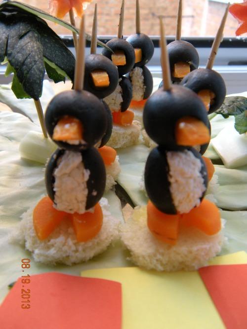 """Тапас """"Пінгвіни Мадагаскару"""""""