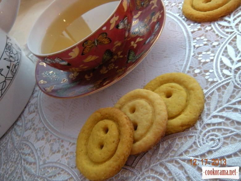 Печиво «гудзики»