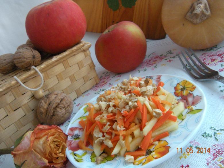 Vitamin salad