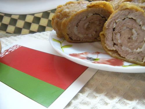 М'ясо по - білоруськи