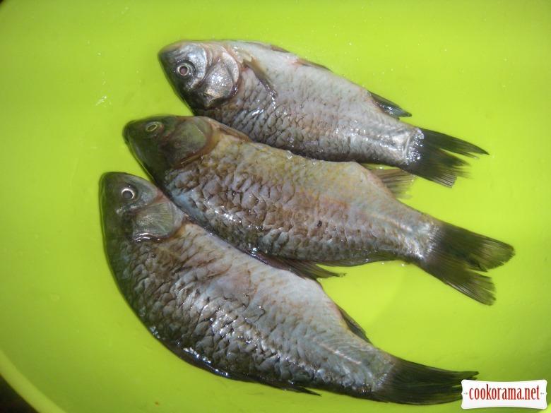 Малосольна риба