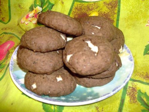 Печиво з сирною начинкою
