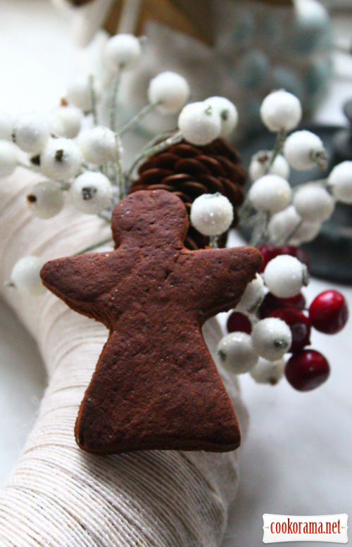 Chocolate gingerbreads