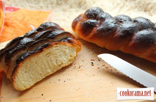 Хала. Єврейський хліб до українського столу
