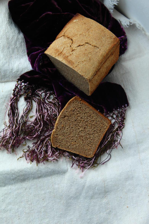 Житній хліб на заквасці