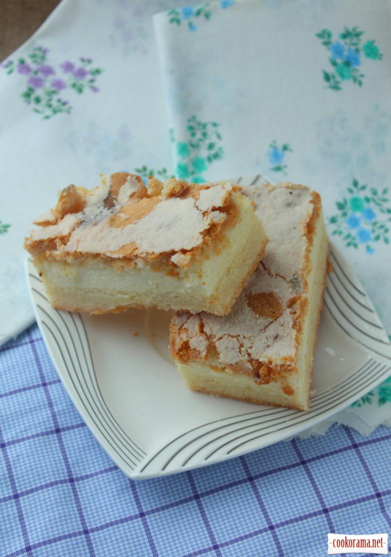 Угорський сирний пиріг