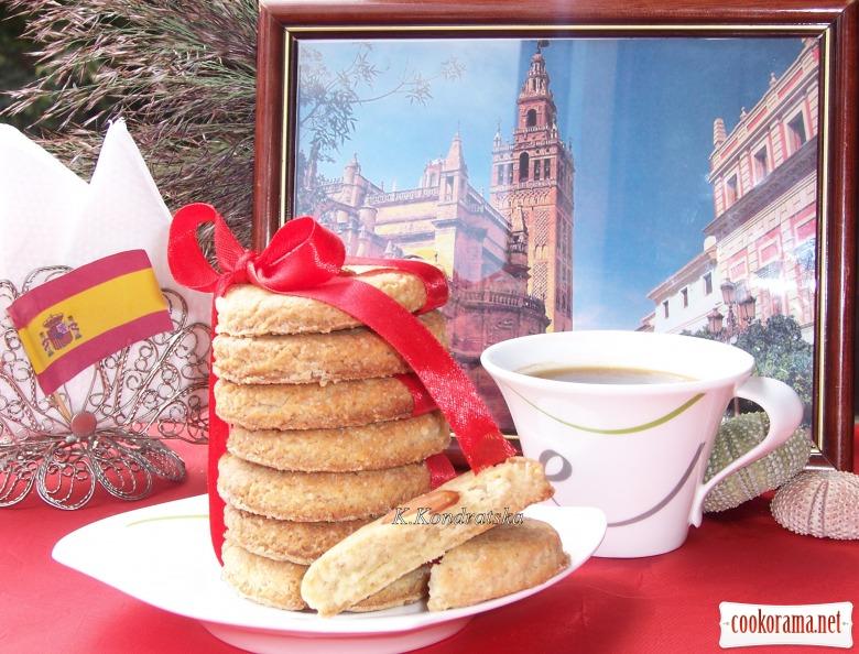 Печенье «Мантекадос»  (Mantecados)