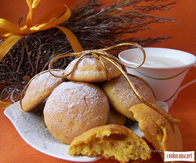 Осіннє печиво