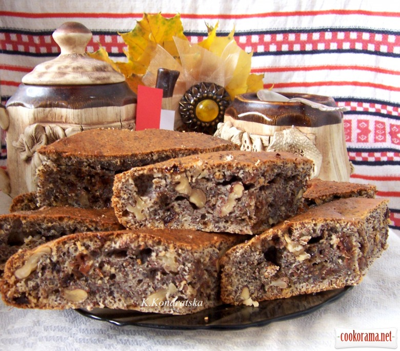 Пирог Мазурек (mazurek)