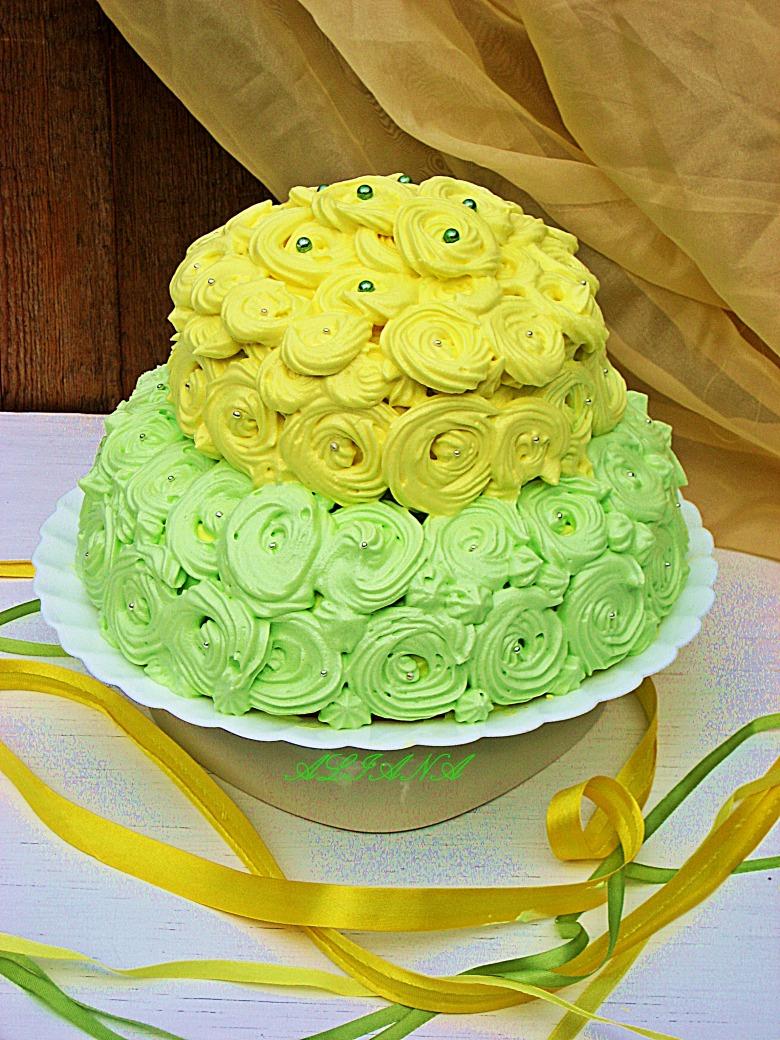 """Райский"" торт для любимой бабушки"