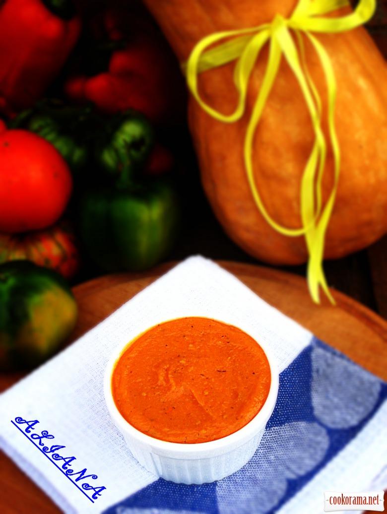 Гарбузовий соус