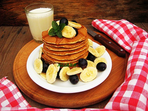 Useful pancakes))