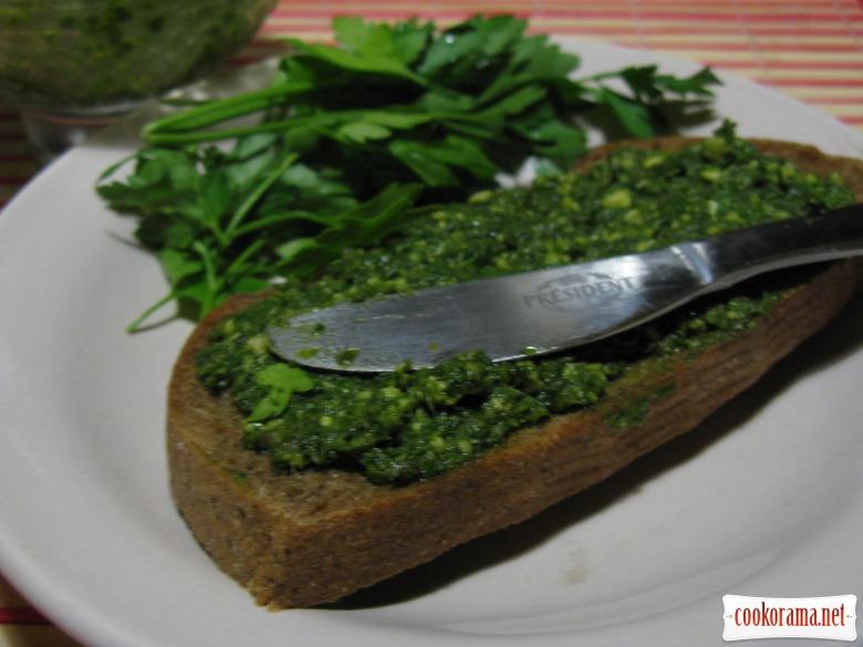 Pesto sauce