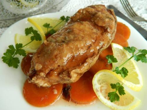 Гефилте фиш (фаршированная или «богатая» рыба)
