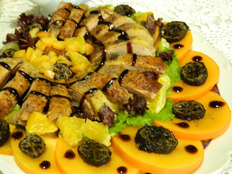 Буржуйский салат