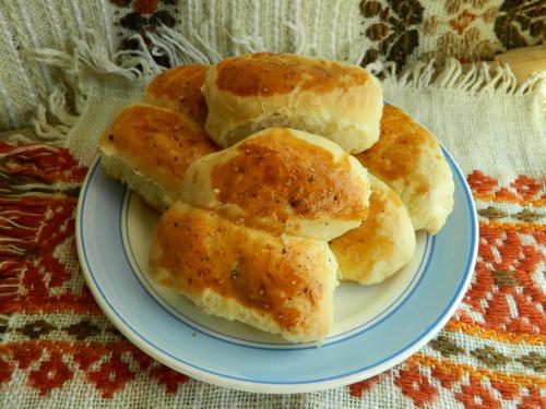 Пиріжки з дріжджового тіста
