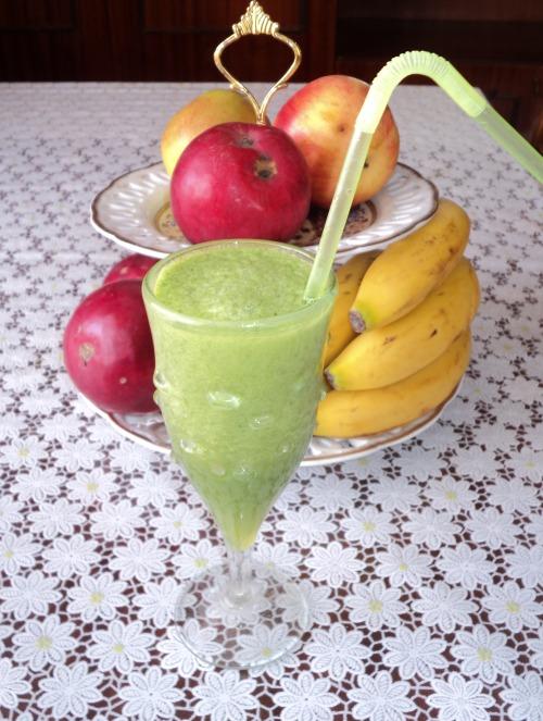 Зелений коктейль