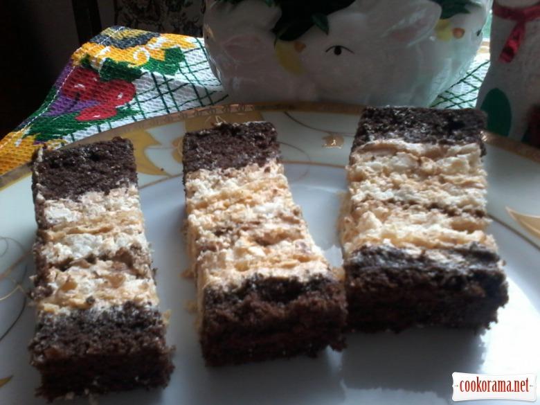 Торт лебединое озеро рецепт с пошагово все буде смачно