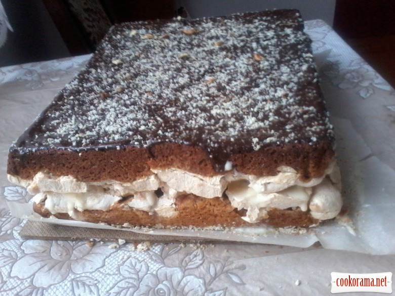 "Торт ""Хмаринка"""