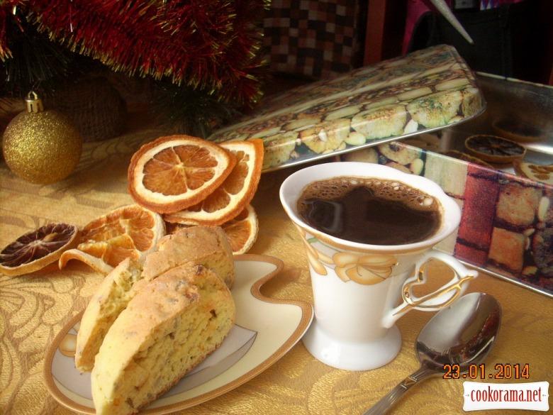 Кава з перцем і корицею