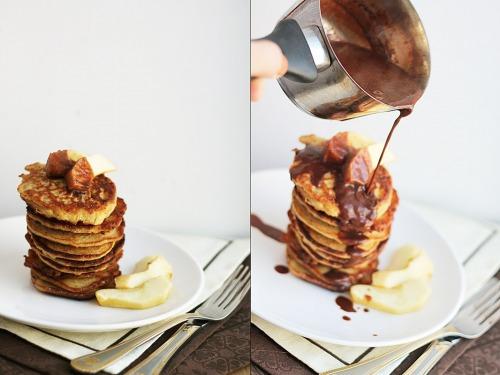 Вівсяні млинці до сніданку