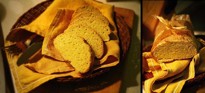 Кукурудзяний хліб