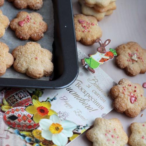 Хрустке печиво родом з дитинства