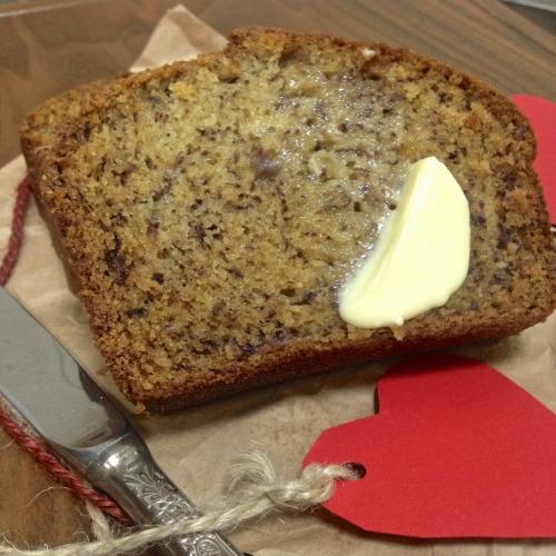 Банановий хліб (Banana bread)